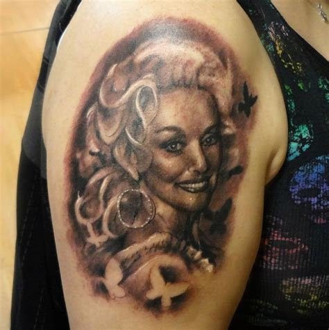 dolly parton tattoo 35 amazing dolly parton tattoos nsf