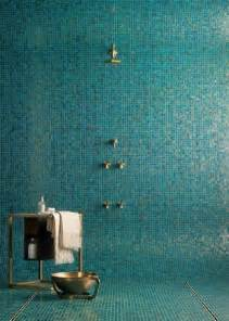 mixed pacific blue glimmer glass tile pinterest glass
