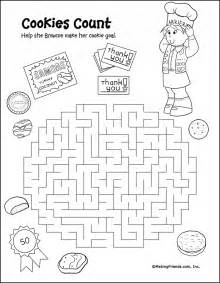Also girl scout daisy worksheet on printable girl scout worksheets