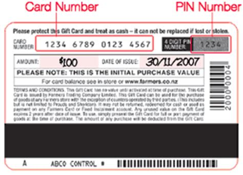 Where Is The Walmart Gift Card Number Located - gift card numbers pictures to pin on pinterest pinsdaddy