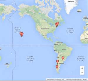 map of america and hawaii my amerikhan adventure argentina new york boston