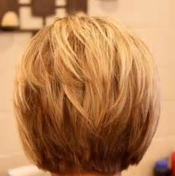 a line haircuts front and back views a line bob hairstyles front and back pictures short