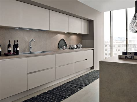 linear kitchen ak 01 kitchen with island by arrital design franco driusso