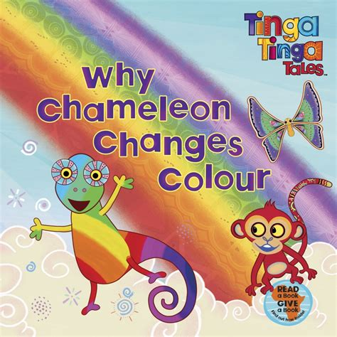 you are one in a chameleon books tinga tinga tales why chameleon changes colour