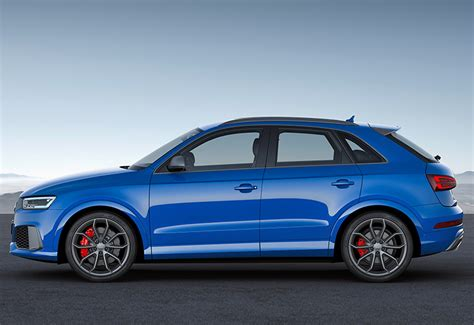Audi Q3 Information by 2017 Audi Rs Q3 Performance Specifications Photo Price