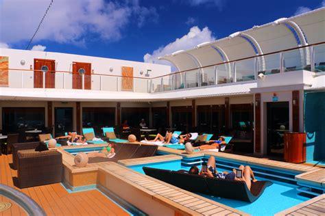 norwegian cruise haven norwegian getaway haven spa suite cruise review
