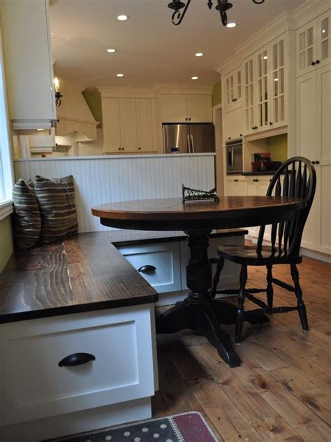 bench style kitchen tables pin by patricia pixley walker on rv reno pinterest