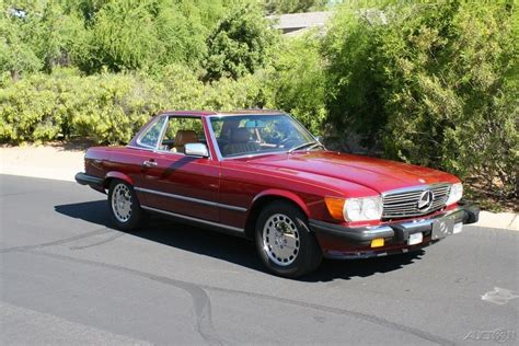 convertible cars mercedes 1988 mercedes 560 convertible for sale