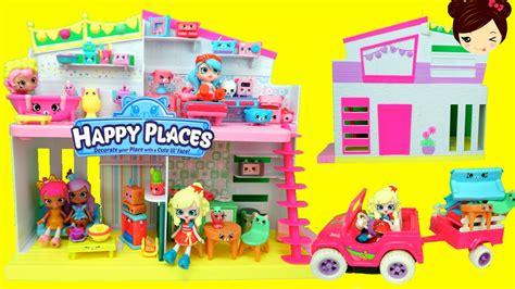 happy casa shopkins happy places casa de mu 241 ecas shoppies juguetes