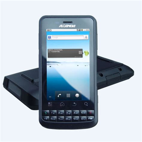 barcode scanner for android android barcode scanner smart phone price us 399 00 3g waterproof mobile phone