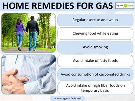 8 effective home remedies for gas organic facts