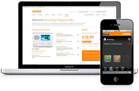 vivint review homesecuritysystems net