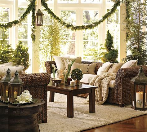green christmas decor interior design ideas