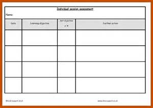 it support strategy template target and assessment sheets elsa support