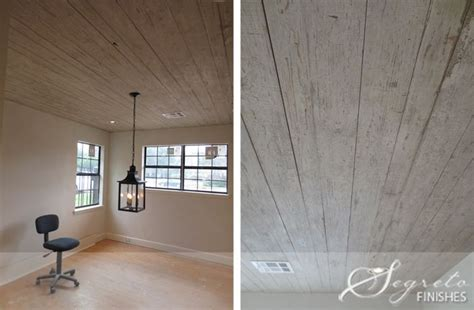 Wood Plank Ceiling Cost 17 Best Images About Drywall Alt On Vinyls