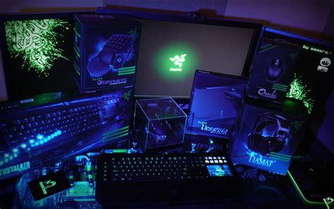 Razer Computer Desk Razer Unpacking L3p
