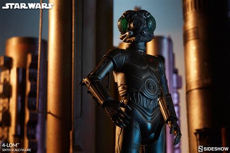 4 lom figure photos and details for wars 4 lom sixth scale figure