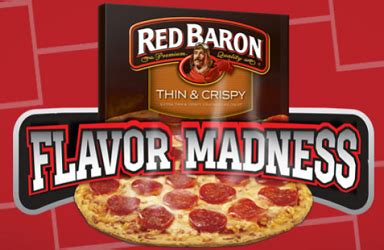 sweepstakes red baron flavor madness - Red Baron Sweepstakes
