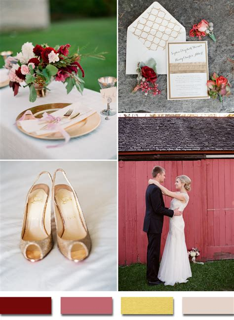 2015 antique and collectible trends top 10 wedding color scheme ideas 2016 wedding trends part