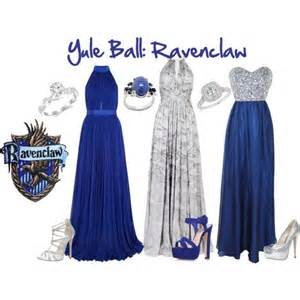 Options for the yule ball ravenclaw quot by imperfectionxoxo15 on