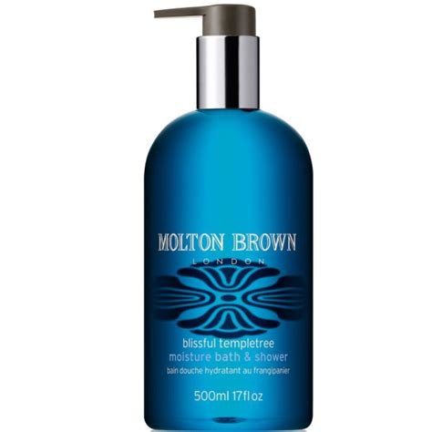 molton brown bath and shower molton brown blissful templetree moisture bath and shower