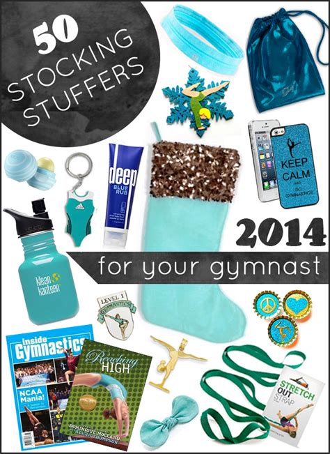 50 stocking stuffers 2014 gymnastics gifts gym gab