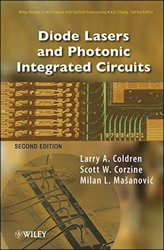 pdf diode lasers and photonic integrated circuits 免费电子图书下载