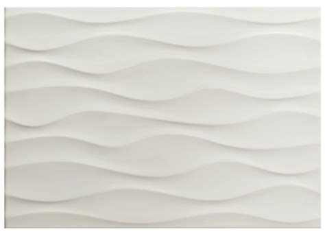 fliese welle wave white wall tiles 33x47cm wave white