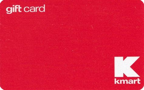 Kmart Gift Card Selection - retail