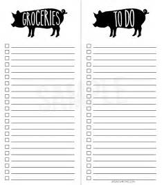 diy to do list template printable grocery list and simple to do list live laugh rowe