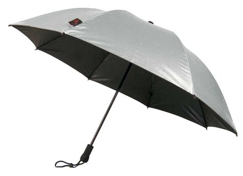Hiking Umbrella liteflex hiking chrome umbrella gossamer gear