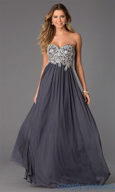 Dress Grey grey prom dresses ideas designers collection