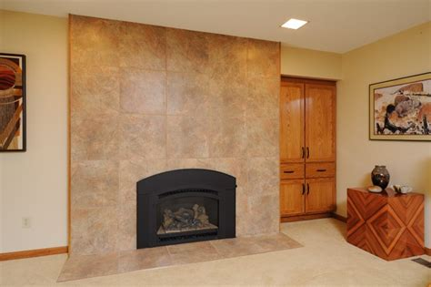 Fireplace Remodels Before And After by Before And After Fireplace Remodel