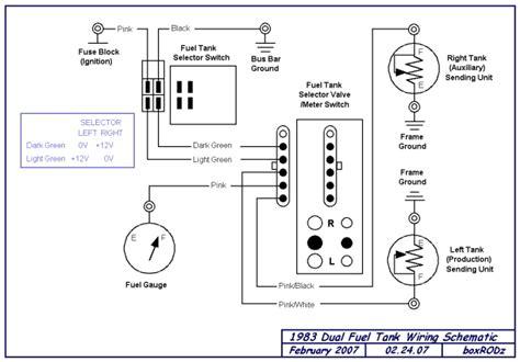 1983 Gmc Pickup Fuel Problem The 1947 Present
