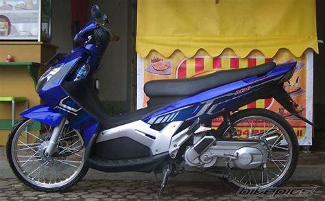 Lu Hid Motor Nouvo ciledug bikers community yamaha nouvo z