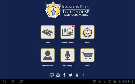 bible apps android catholic study bible app android apps on play