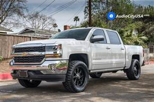 2017 chevy silverado 1500 20 quot fuel wheels d604 hydro