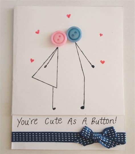card ideas for boyfriend as a button card for my boyfriend my diy s