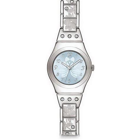 Swatch Ladies Flower Box Watch YSS222G