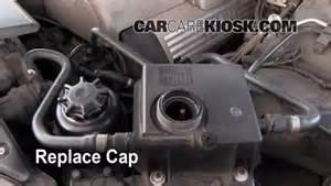 Coolant For Bmw X5 Coolant Level Check 2000 2006 X5 2006 Bmw X5 4 4i 4 4l V8