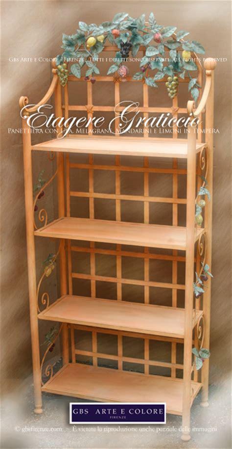 etagere ferro etagere in ferro battuto librerie mensole scaffali