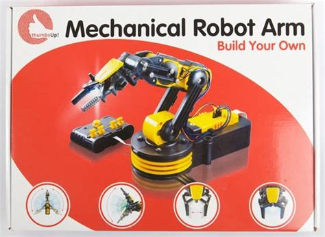 Build Your Own Robot Arm Ebay Build Your Own Sleeve