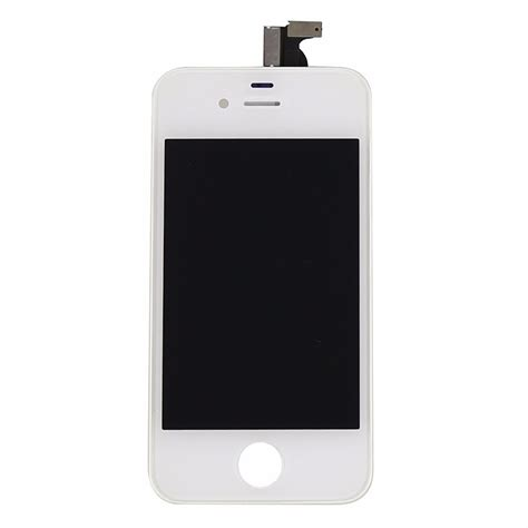 Lcd Touchscreen Iphone 4s apple iphone 4s touch screen and display digiterzer lcd white 15543 28 99 smartphone