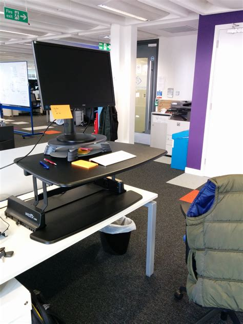 Vari Desk by A Vari Desk Standing Desk