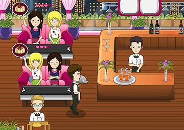 giochi di servire ai tavoli gioco servi al ristorante