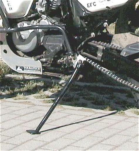 Motorrad Gabel Umbau by Transalp Seite Umbauten At Gabel