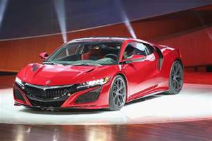 acura nsx in photos 13 new cars for 2016 forbes