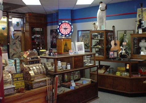Antique Stores by Antique Bottle Shops