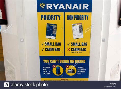 ryanair cabin baggage ryanair new 2018 cabin baggage luggage size