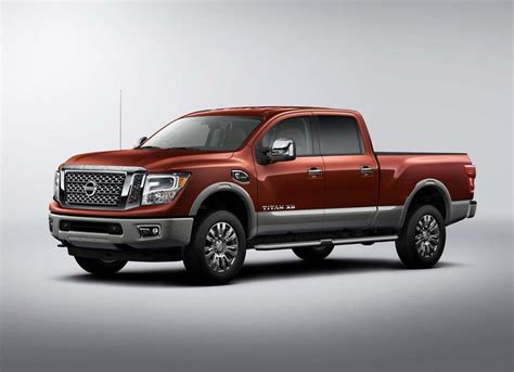 nissan ready to size truck set with new titan